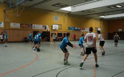 Männliche B-Jugend weiterhin mit minimaler Chance auf die Badenliga