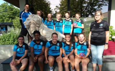 Weibliche C-Jugend gewinnt gegen JSG Rot-Malsch