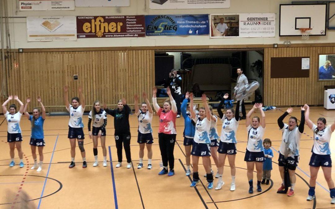 TSV-Frauen gewinnen Spitzenspiel