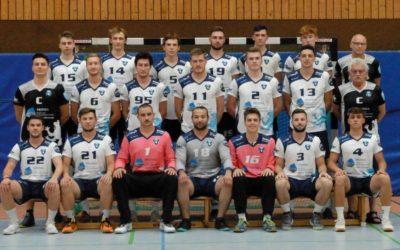 Männer 1.: Derbysieg in Wieblingen