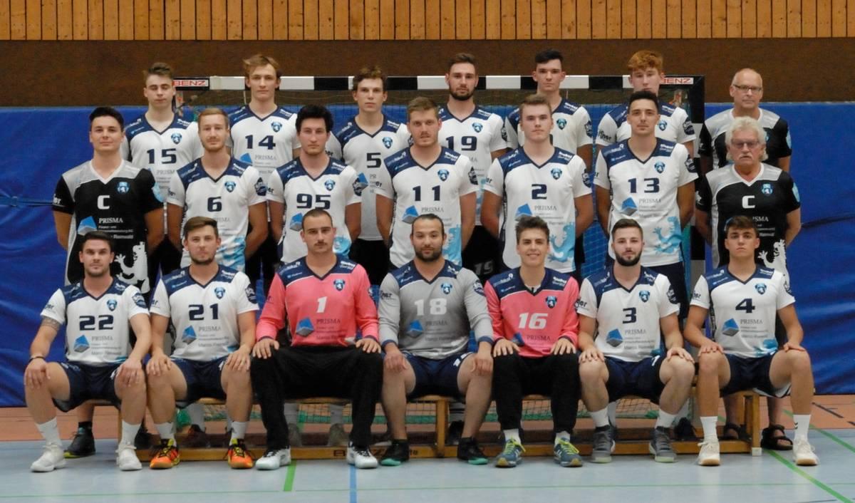 1. Mannschaft Männer 2020/2021 (Verbandsliga)