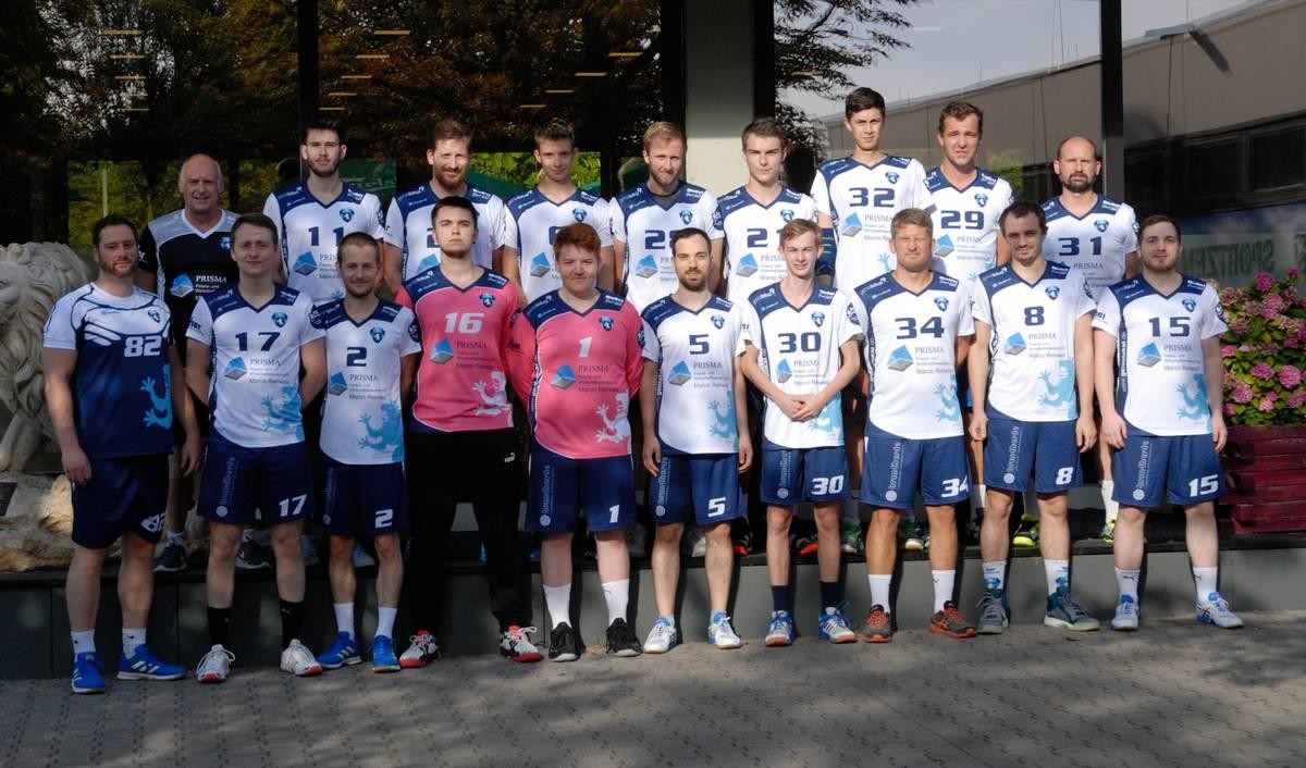 3. Mannschaft Männer 2020/2021 (Bezirksliga 4)