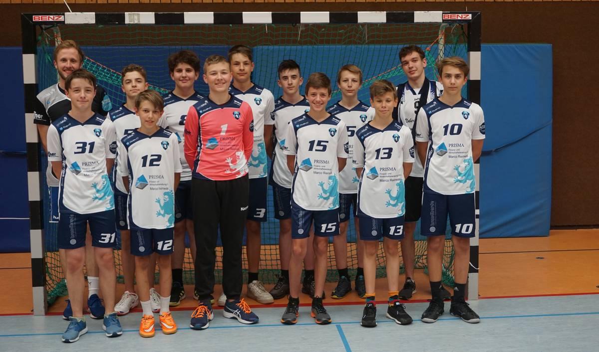 Männliche Jugend C, Saison 2020/2021 (Bezirksliga 2)