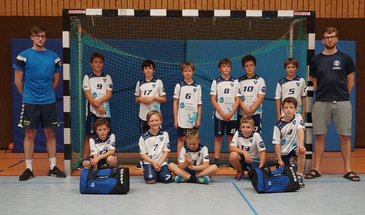 Männliche Jugend D, Saison 2020/2021 (Bezirksliga 3)