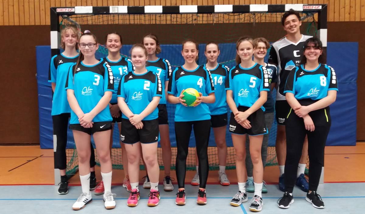 Weibliche Jugend B, Saison 2020/2021 (Bezirksliga 2)