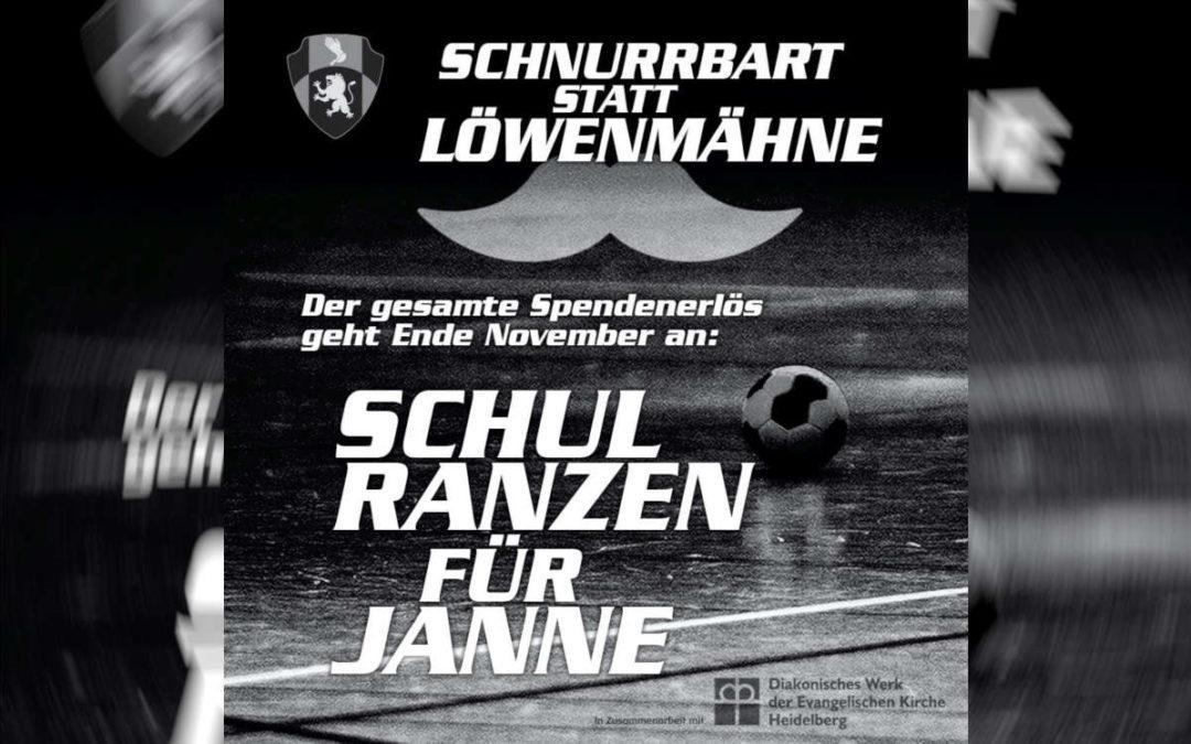 """TSV unterstützt """"Schulranzen für Janne"""""""